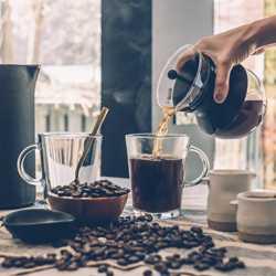 caffeina ansia
