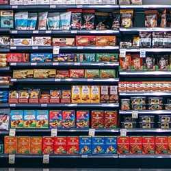 additifs pour l'anxiété des aliments transformés