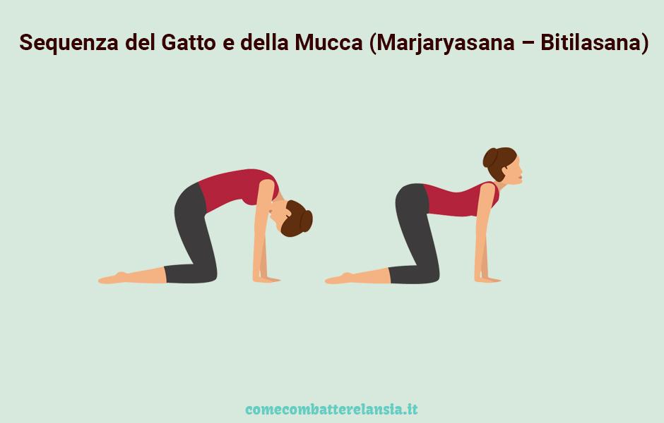 6 Esercizi Yoga per Combattere l'Ansia (Illustrati) 4