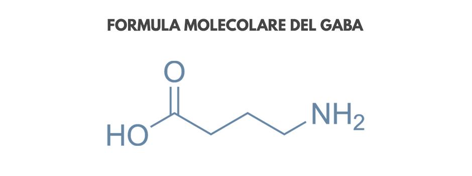 GABA amminoacido formula