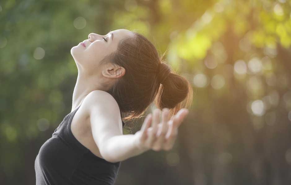 come respirare bene