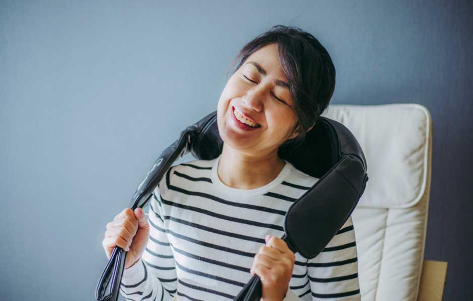 massaggiatore elettrico benefici